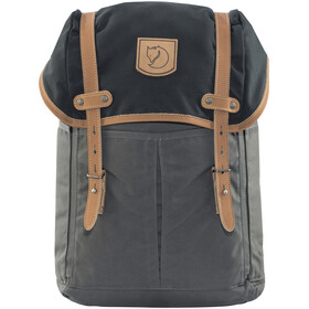 Fjällräven No. 21 Rucksack Medium stone grey-black